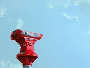 binocular, sky, telescope
